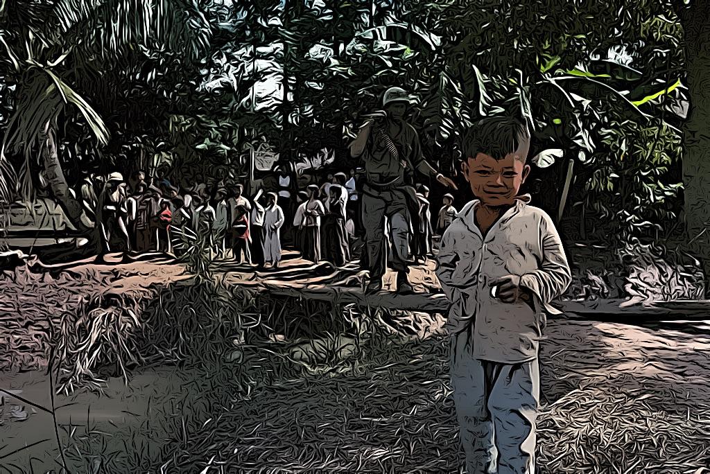 Guerre au Vietnam