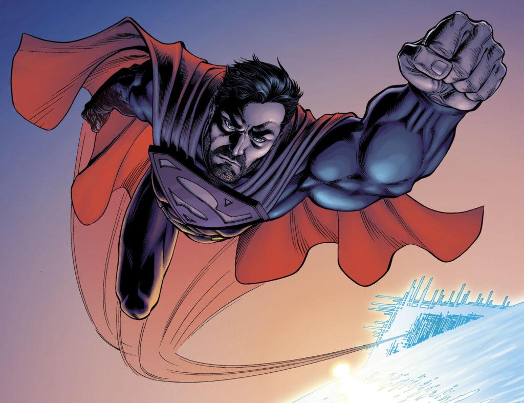 SUPERMAN méchant