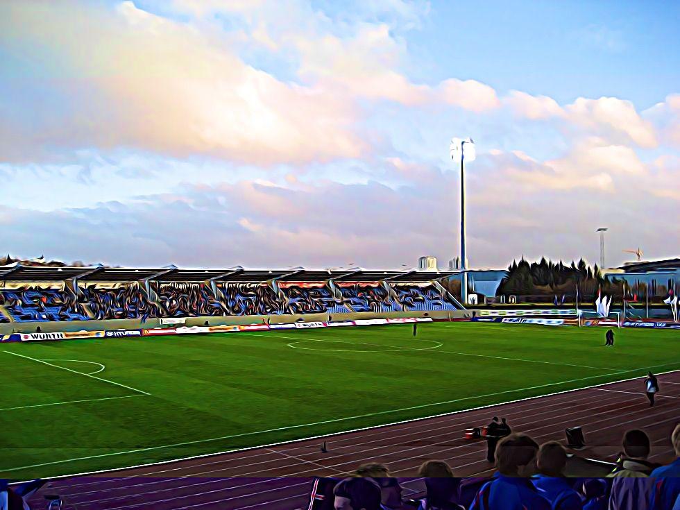 Dans l'enfer du stade islandais