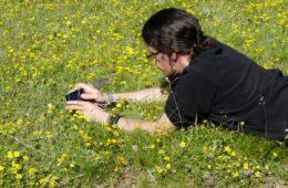 Des étudiants traquent faune et flore