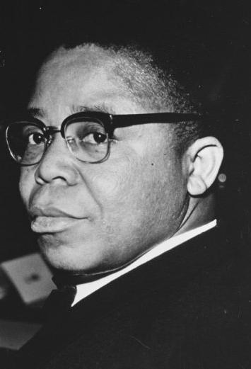 Joseph Kasa-Vubu, premier président de la République du Congo-Léopoldville