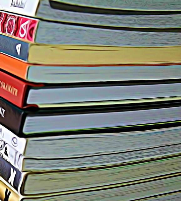 livres et magazine