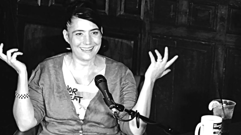 kathleen hanna, pionnière du girl power