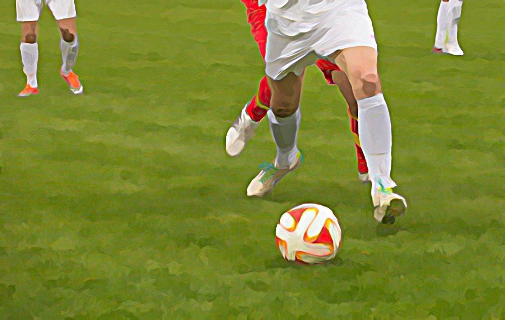 Le foot sur le terrain du Zéphyr