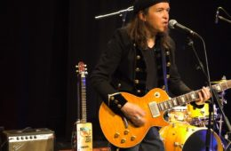 Rod Barthet, bluesman
