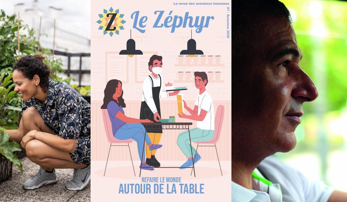l'édito du Zéphyr 7 sur la cuisine