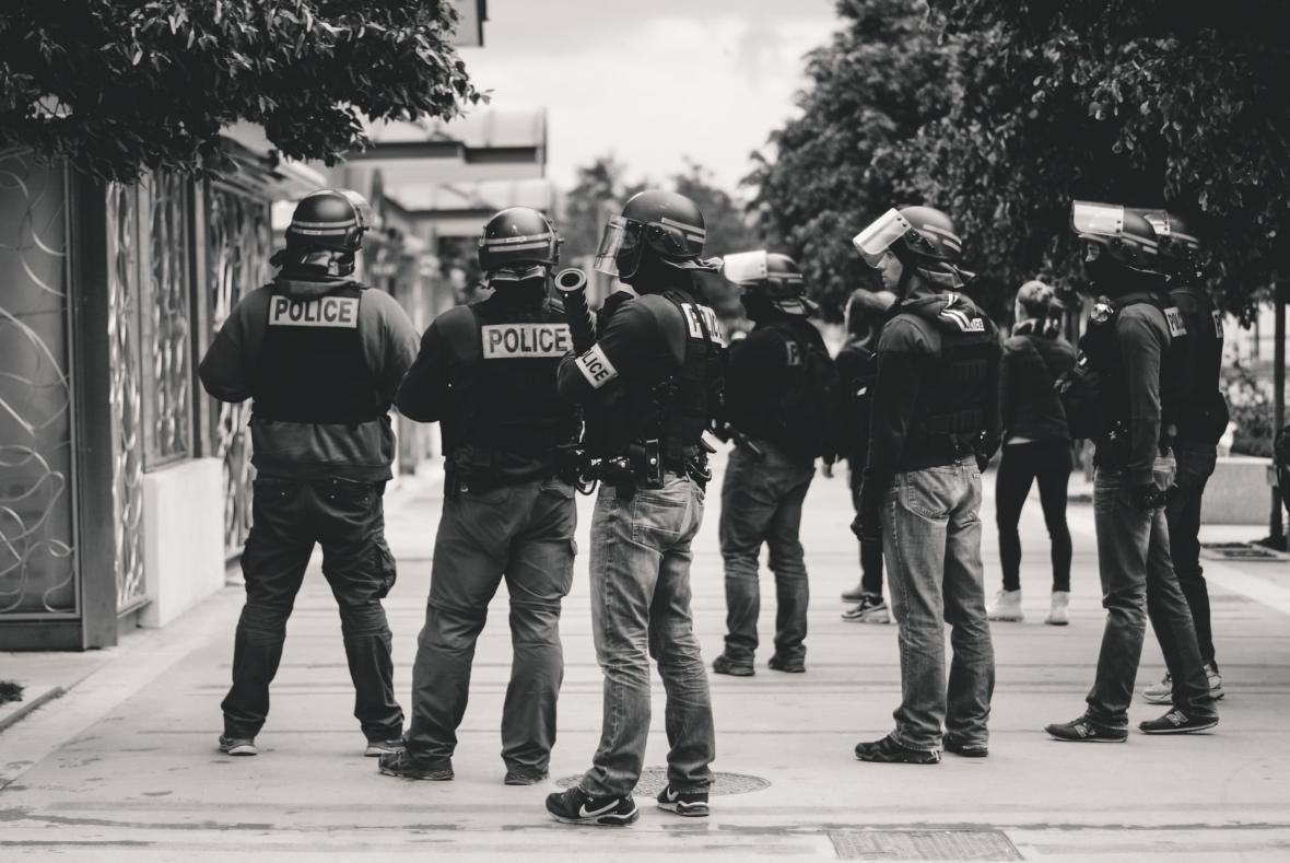 Police à Lyon